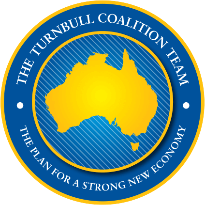The Turnbull Coalition Team - The Plan for a Strong New Economy