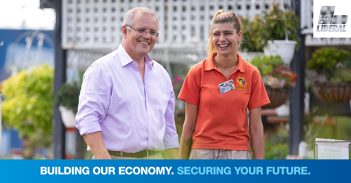 Our Plan for More Jobs in a Stronger Economy | Liberal Party of