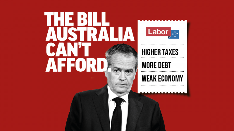 Labor's Desperate Attempt to Distract From Their $387 ...